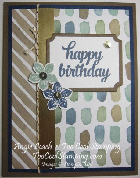 Happy english garden - birthday