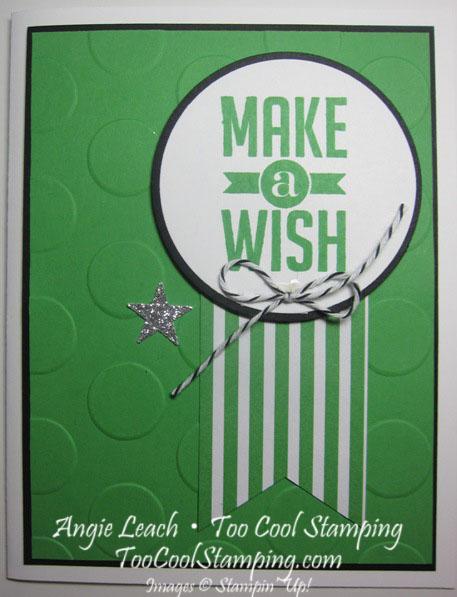 Cucumber make a wish
