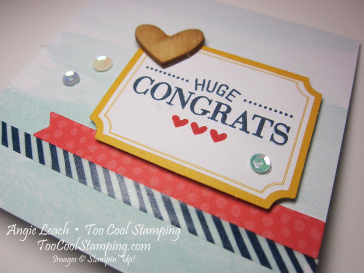 Watercolor Wishes - huge congrats note2