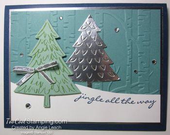 Peaceful pines hop - h