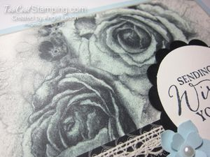Timeless elegance tinted roses - sky2