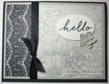 Timeless elegance classy black - hello 1