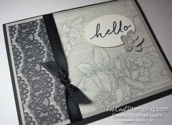 Timeless elegance classy black - hello 2