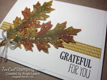 Last thursdays sept - grateful leaves 3