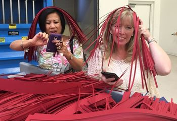 Fun with paper strips