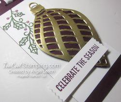 Embellished ornaments tag 2