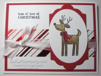 Santas Gifts - reindeer 1