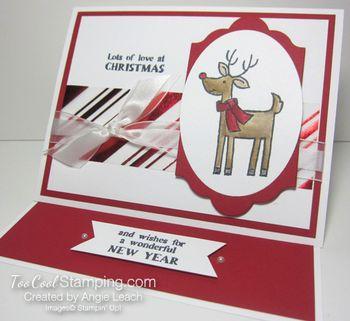 Santas Gifts - reindeer 4