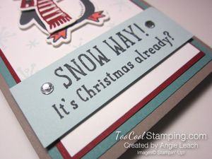 Snow way note pad 4