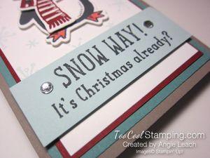 Snow way note pad 4