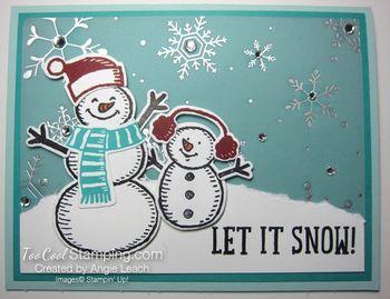 Snow place let it snow - snowmen