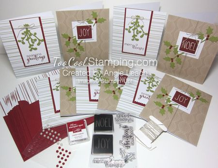 Paper pumpkin nov 2015 kit