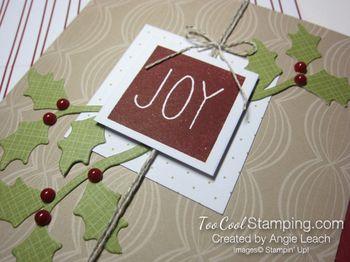 Joy holly & berries 2