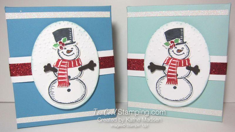 Kathe - snow place snowman soup two cool