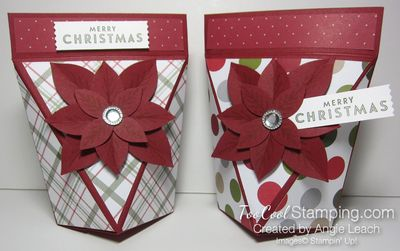 Snap close treat boxes - two cool