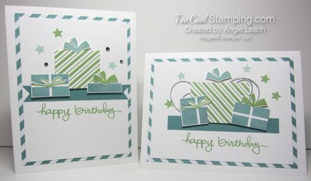 Your presents birthday - two cool