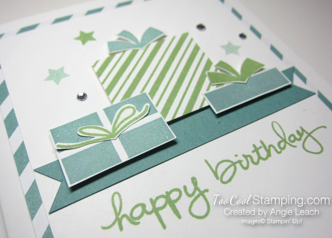 Your presents birthday - v simple 3
