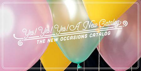 Yes new catalog banner