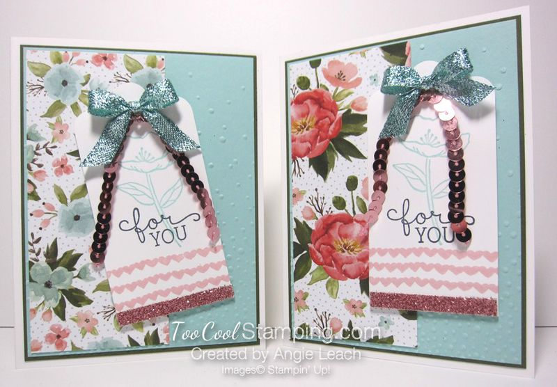 Dear you birthday blooms - two cool