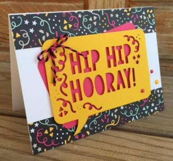 Hip hip hooray birthday - christi beck