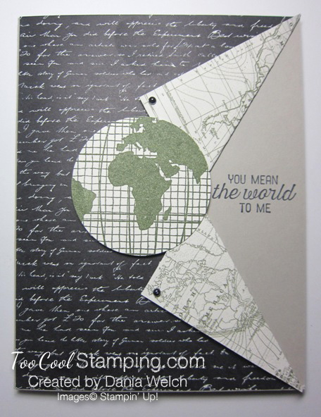 Going places - dania welch mean the world