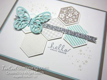 Hexagon butterfly - pool2