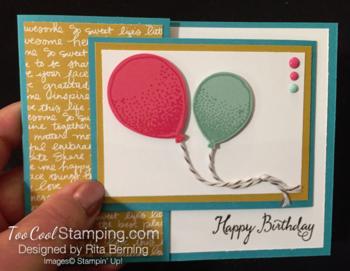 Balloon celebration joy fold 1