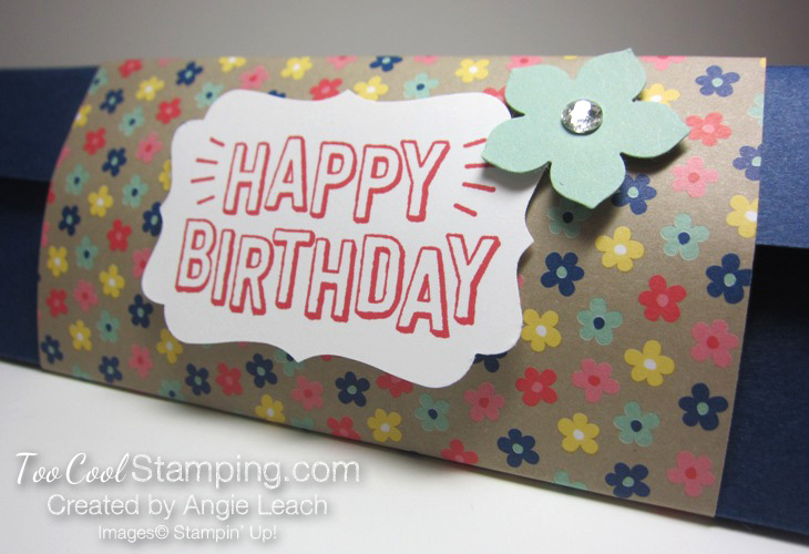 Affectionately Yours Triangle Boxes - navy 2