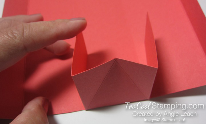 Triangle Boxes - step 7