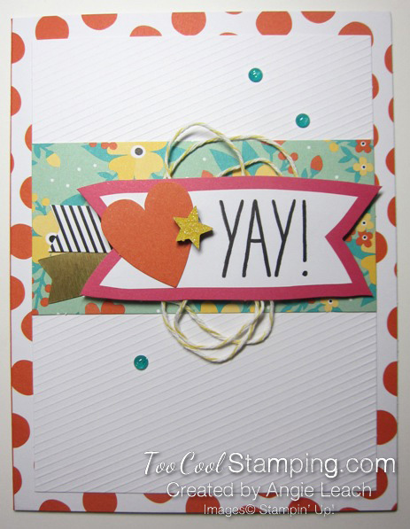 Oh happy day kit - card 4