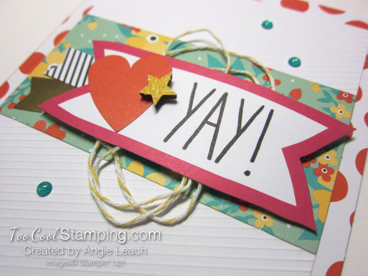 Oh happy day kit - card 4.5