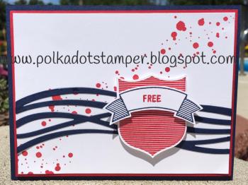 Jodi free badge card