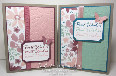 Blooms & wishes shimmery - two cool