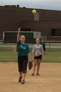 Cassie pitching 3