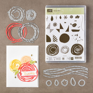 Swirly bird bundle 142353G