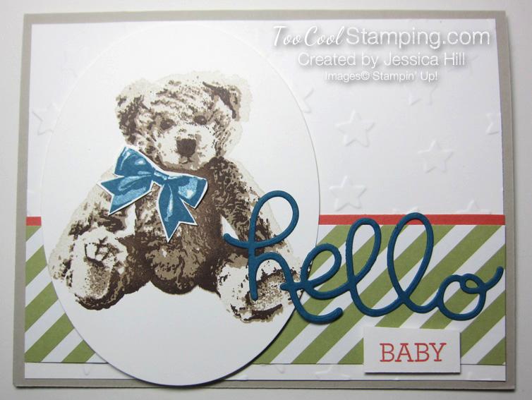 Teddy bear - jessica hill