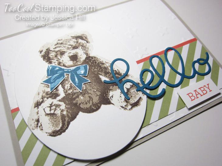 Teddy bear 2 - jessica hill
