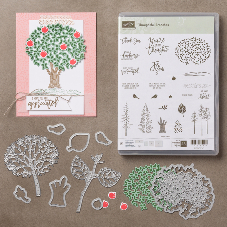 Thoughtful branches bundle 144328G