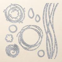 Swirly scribbles 141497S