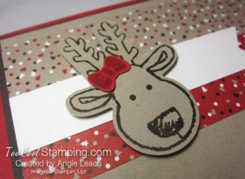 Cookie cutter christmas reindeer a - 2