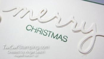 Merry santa - vanilla 2
