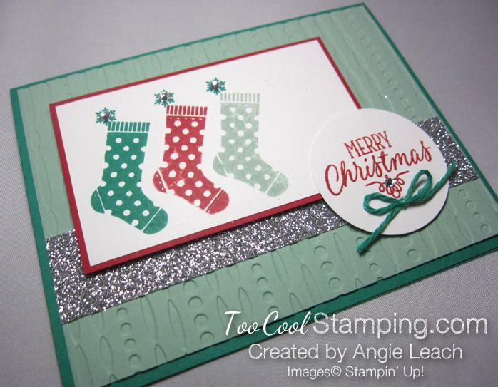 A trio small stocking 2