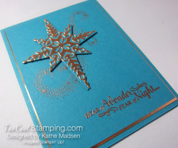 Star of light copper emboss 2