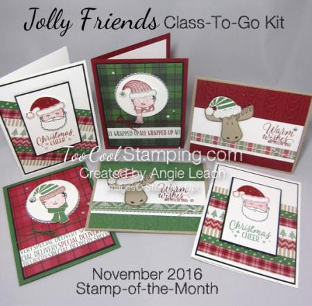 Jolly friends class - banner