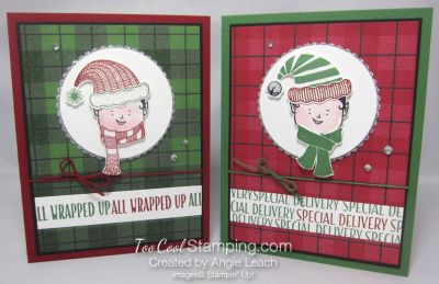 Jolly friends elf - two cool