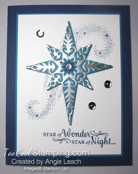 Star of light - navy v