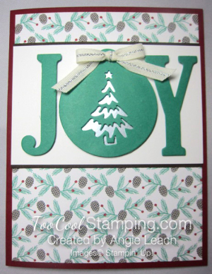 JOY pines - green joy