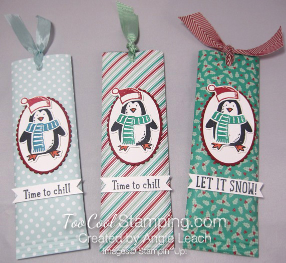 Snow place candy bar pull treats - more