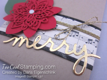 Darla - poinsettia place setting 3