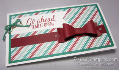 Gift card holder table gift 1